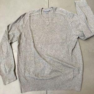 Men's banana republic wool blend sweater