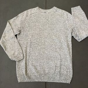 Men's H&M marled sweater