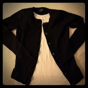 The Limited Black Cardigan