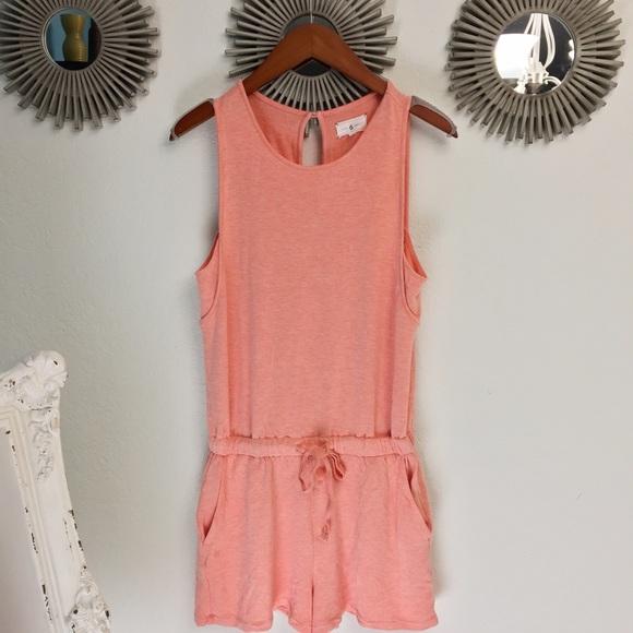 f732d9a9896d Lou   Grey Pants - Lou   Grey orange comfy romper