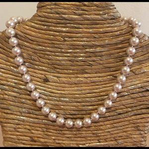 Jewelry - 🛍NEW✨9.5mm Champagne Sea Shell Pearl Necklace✨