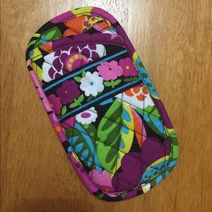 Vera Bradley Double Eye Glasses Case Va Va Bloom