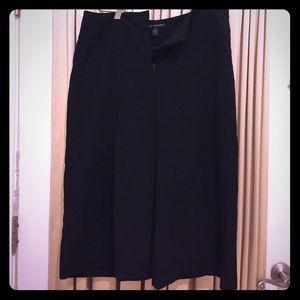 Capri length pants