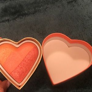Too Faced Sweetheart blush - Sparkling Bellini