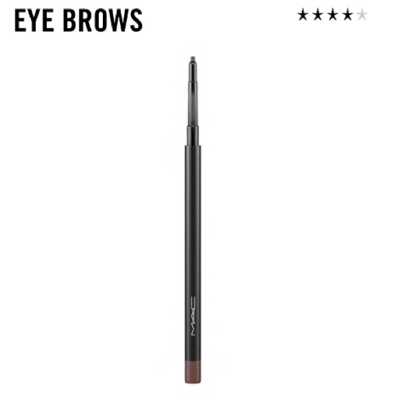 Mac Cosmetics Makeup Mac Self Sharpening Eyebrow Pencil New In