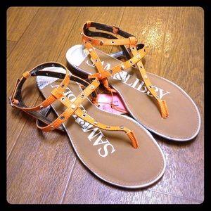 Sam & Libby gladiator sandal