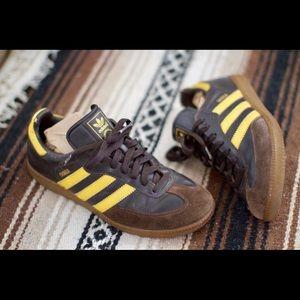 best service 8a52f 0809a adidas Shoes - ADIDAS SAMBA RARE Vintage Stripe spezial hamburg