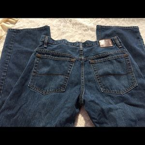 Lee Dungarees Bootcut Jeans Size 31x32