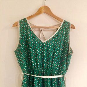 Ya Los Angeles Silk Dress