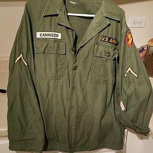 Jackets & Blazers - Authentic army jacket