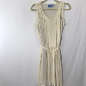 Simply Vera Vera Wang Cream Dress