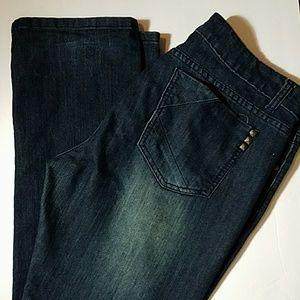 Kardashian Kollection The Kim Denim Jeans
