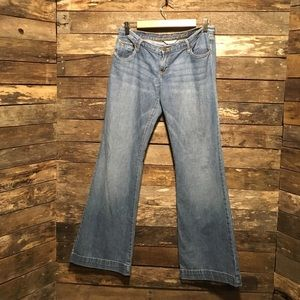 Abercrombie & Fitch Flared Jeans