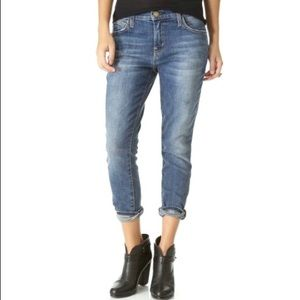 Current Elliott The Slouchy Stiletto Jeans