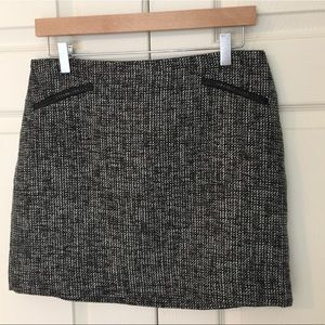 FinalPrice Banana Republic Tweed Skirt