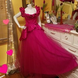 Dresses & Skirts - Coming soon! Magenta Vintage Gown!