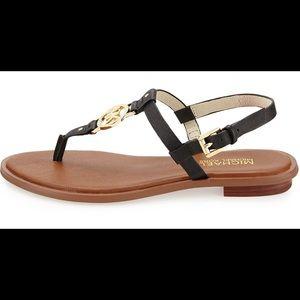 Michael Kors t-strap sandal