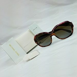 Authentic Michael Kors Kuai Polarized Sunglasses