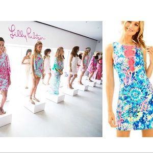 Lilly Pulitzer Dive-in Shift Dress