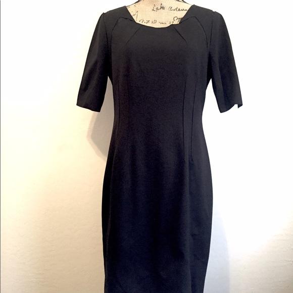 8cef41fd92925 Elie Tahari Dresses & Skirts - Elie Tahari ASL Black dress size 10