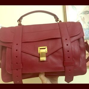 Proenza schouler pa1 med brand new