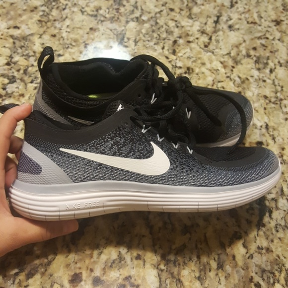 WOMENS NIKE FREE RN DISTANCE 2 #863776 001