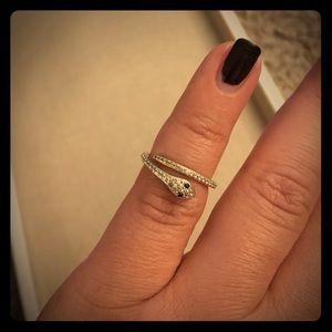 Jewelry - Snake midi ring