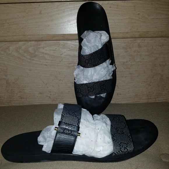 e0d84b0a7ead Gucci Shoes - Black Friday Sale 100% Authentic Gucci Sandals