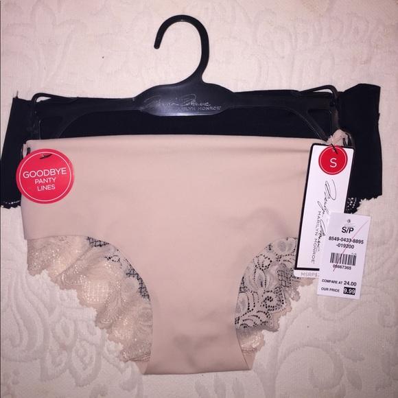 303be729b1e0 marilyn monroe Intimates & Sleepwear | Nwt Underwear Size Small ...