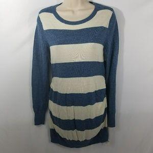 Liz lange maternity large sweater