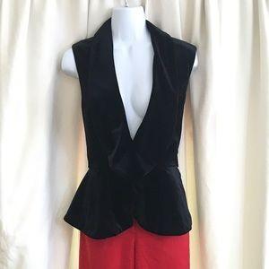 I.N.C. Velvet Vest