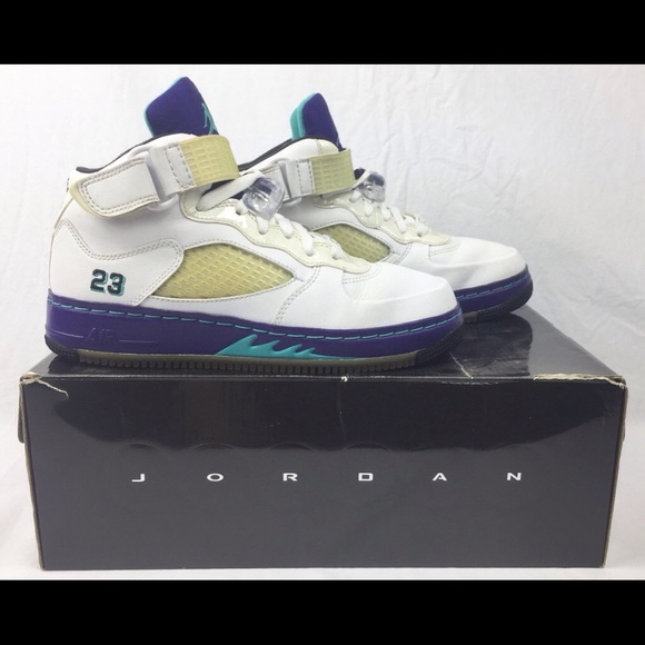 1ee6116648b458 Jordan Other - Nike Air Jordan Force Fusion V 5 (AJF 5)  Grape