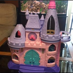Other - Little people's princess castle
