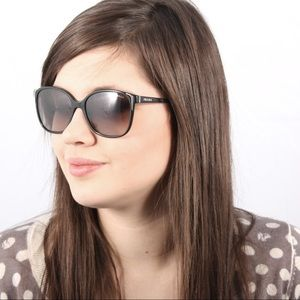 9fc15e113b Prada Accessories - Prada PR 01OS polarized tortoise cateye sunglasses