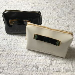 2 for 1 Brand New WOT Ted Baker Maisa Cosmetic Bag