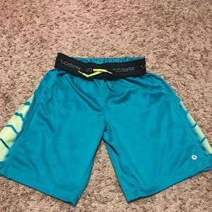 Boys basketball shorts size 8