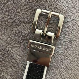 Authentic black Michael Kors belt