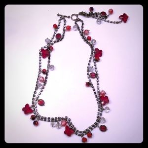 Jewelry - Fashion Necklace Red ♥️💋
