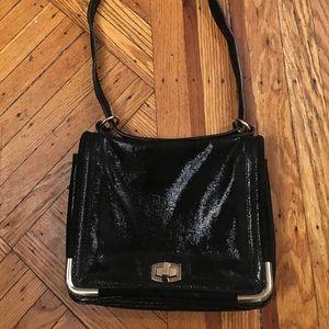 Ann Taylor leather bag!