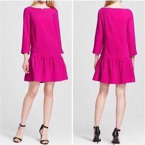 💖HP💖Victoria Beckham for Target Hot Pink Dress
