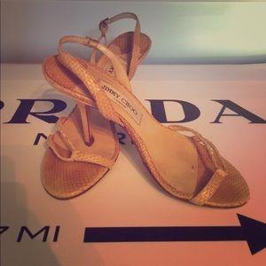 Jimmy Choo slingback sandal