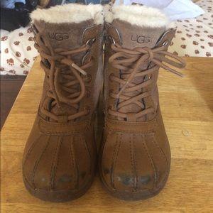 dcff176db7e UGG Leggero Kids Boots