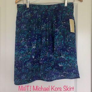 Michael Kors Skirt! NWT! Size 8P