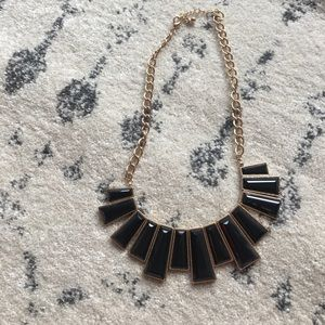 Nordstrom black necklace