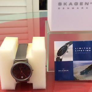 Accessories - Skagen Denmark titanium watch