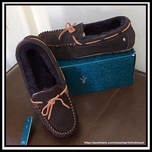 Emu Shoes - ❗️1-HOUR SALE❗️EMU AUSTRALIA SUEDE Shearling Lined