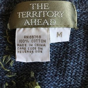 The Territory Ahead Sweaters - Isabela Bird (Anthro) 100% cotton sweater