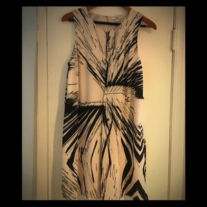 Bar lll graphic dress