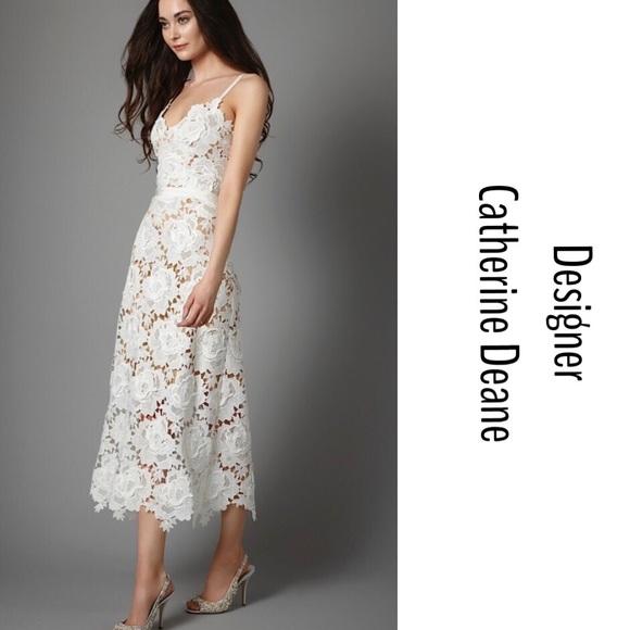 6ab9e54bbcde Catherine Deane Dresses   Skirts - 🎀CATHERINE DEANE FRIDA BRIDAL DRESS🎀