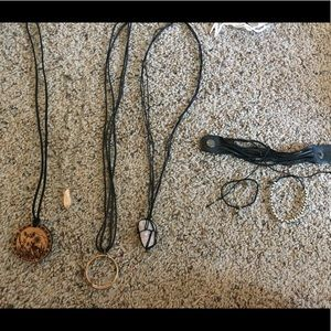 Viva Wild Lunar Necklace Pura Vida Bracelet Lot